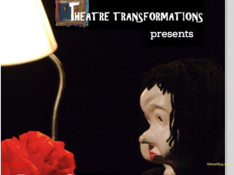 Theatre Transformations marketing brochure for Betty Oops