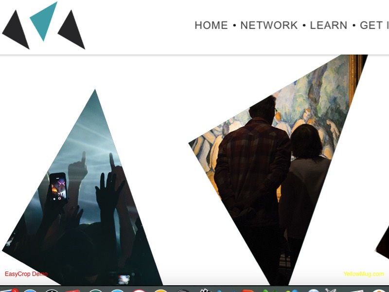 Arts Marketing Association homepage