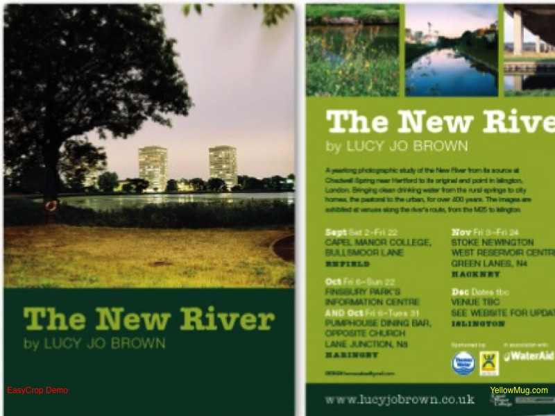 LucyJo Brown photography project The New River